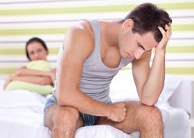 Выделения из половых путей у мужчин