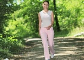 Активные прогулки защищают от рака груди