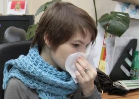 Больной работник заражает гриппом семь коллег