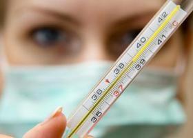 Повышенная температура при лихорадке