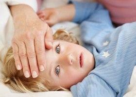 Лихорадка у детей