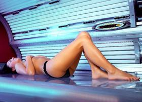 Использование солярия провоцирует рак кожи