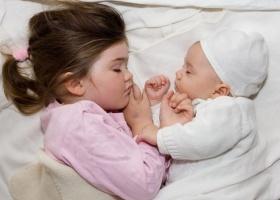 Бессонница у маленьких детей