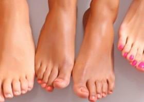 Кожный зуд на ногах