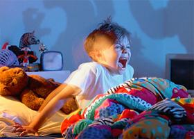 Детские кошмары провоцируют проявление расстройств психики