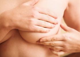 Опухшая грудь