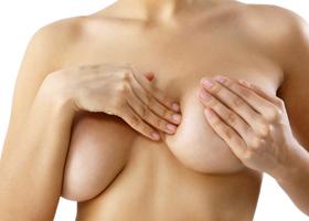 Опущение груди у женщин