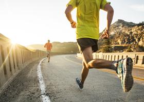 Продолжительный бег не приносит пользы здоровью