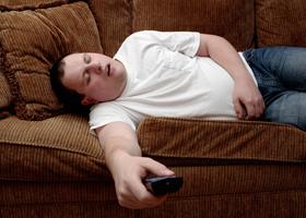 Набор лишнего веса провоцируют не избыточные калории, а неактивный образ жизни