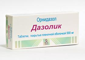 препарат дазолик инструкция по применению