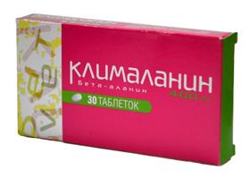 клималанин лекарство инструкция цена отзывы