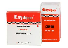 препарат флуифорт инструкция - фото 11