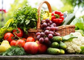 Избыток овощей и фруктов в рационе не уменьшает риск развития болезней