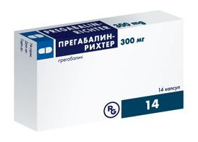 Прегабалин Рихтер