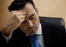 Стресс ухудшает фертильность мужчины