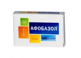 афобазол успокоительные таблетки инструкция - фото 3