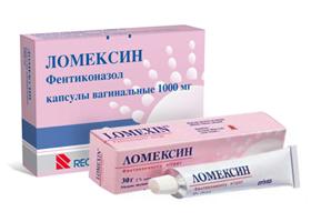ломексин 600 свечи инструкция