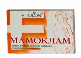 таблетки мамоклам инструкция
