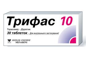 трифас инструкция по применению в таблетках