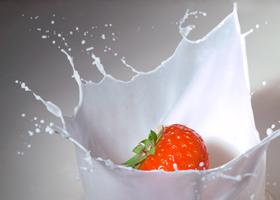 Молоко нормализует уровень витамина D