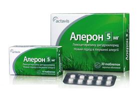 алерон таблетки инструкция по применению цена украина