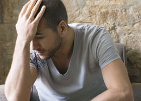 Недостаток тестостерона влияет на общее состояние мужского организма