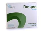 Глицин Озон