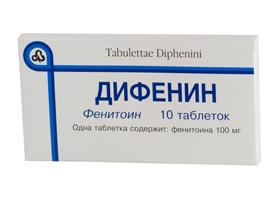 Таблетки Дифенин Инструкция По Применению - фото 3
