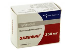 Таблетки и крем Экзифин: инструкция, цена, отзывы, аналоги - Medside.ru