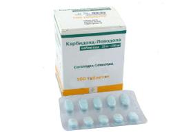 леводопа таблетки инструкция по применению - фото 9