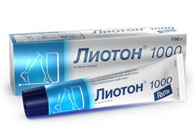 Лиотон крем инструкция