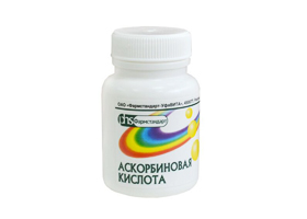 аскорбиновая кислота таблетки инструкция по применению цена - фото 7