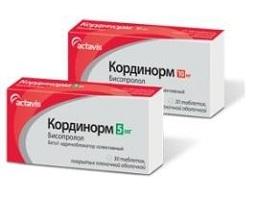 кординорм лекарство инструкция - фото 3