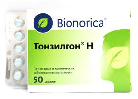 лекарство тонзилгон н инструкция по применению - фото 3