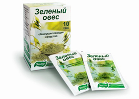 Зеленый Овес Эвалар
