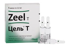 Zeel T таблетки инструкция - фото 8