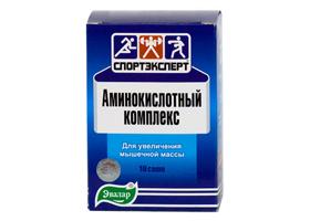 Спортэксперт Аминокислотный Комплекс Эвалар