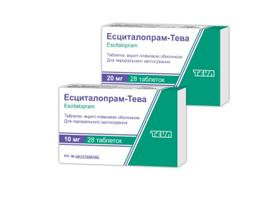 Эсциталопрам