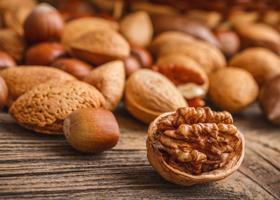 Орехи снижают вероятность ранней смерти