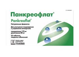 Pankreoflat инструкция - фото 3