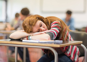 Недосыпание приводит к проблемам с психикой и к ожирению