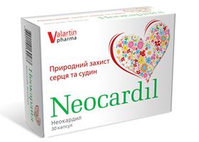 инструкция по применению неокардин