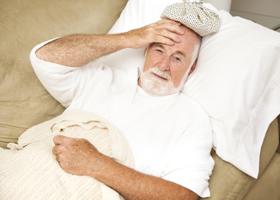 Выраженность похмельного синдрома зависит от возраста человека
