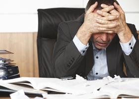 Рабочие стрессы сокращают продолжительность жизни