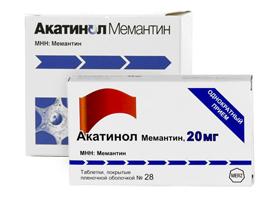 мемантин таблетки инструкция по применению - фото 5