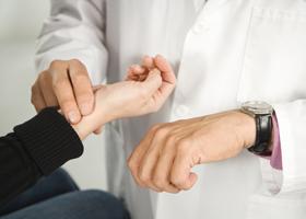 По пульсу можно судить о здоровье человека