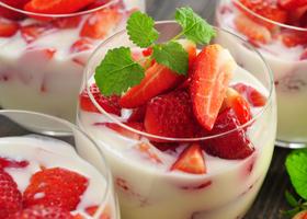 Йогурт защищает организм от развития сахарного диабета
