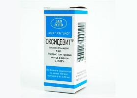 Оксидевит