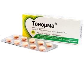 Тонорма