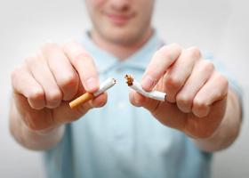 Резкий отказ от никотина эффективнее, чем постепенный